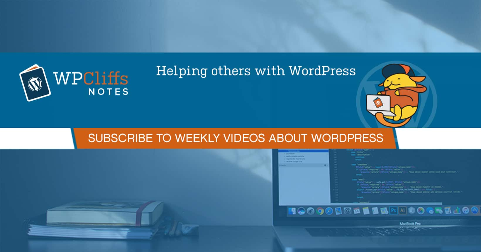WPCliffsNotes WordPress Tutorial